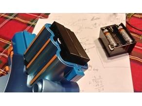 Nerf Phoenix LTX Battery Holder/Tray/Box