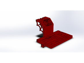 AnyCubic i3 Mega Tool Caddy Spider Design