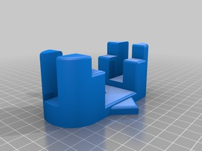 wood holder for cnc machine