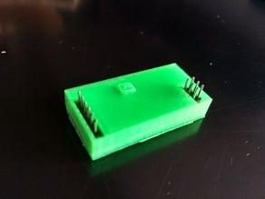 KVTeam MinimOSD protective case /w vertical pins