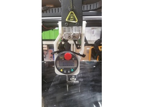 Dial Indicator Mount for Raise3D N2+