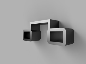 2020 vslot LED clip