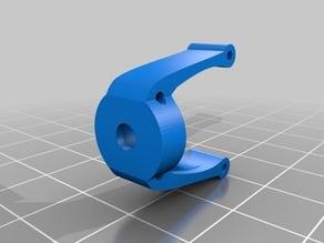 Multiplex FunCopter V2 tail slider fork