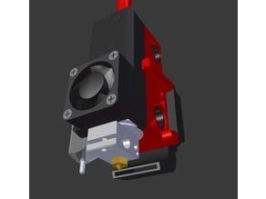 E3D V6 Minimal Extruder