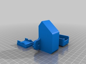 Pi Camera mount for D-Bot Core XY