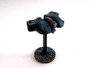 House Vermeni Gunhawk, 28mm Miniature