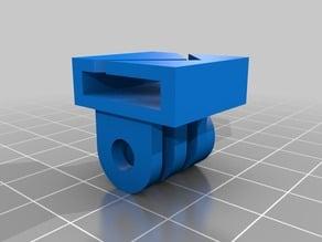 DogPro Dog Collar Mount for Gopro compat. cam holder