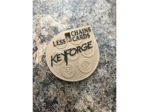 KeyForge Chain Tracker Remix