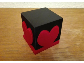 Heart Impossible Box