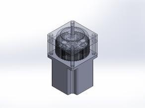 Nema 23 planetary gearbox