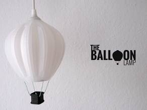The Balloon Lampshade