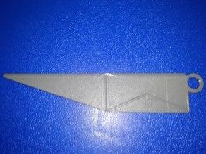Simple letter opener