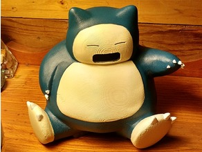 Snorlax - Coin Bank