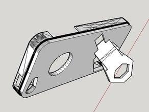 I Phone 5 case w- Kickstand