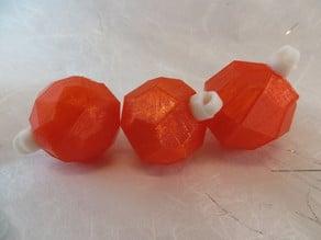 Polyhedron Dual Ornaments