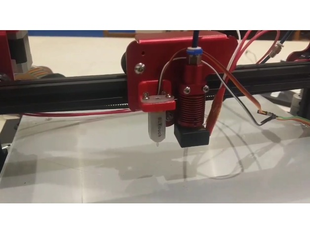 CR10S-Pro BLTouch support by siteswapjuggler - Thingiverse