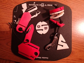 Cave diving line cutter