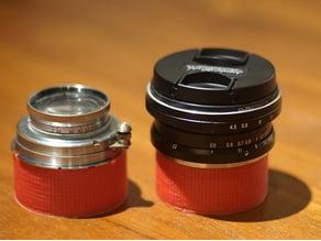Leica M Lens Rear Cap