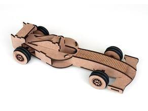 Formula 1 model toy.