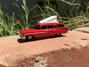 Matchbox Universal Pop-Up Camper Top