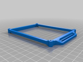Simple Duet Mounting Adapter Plate