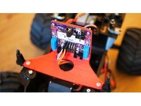 Smartibot bracket for Tamiya CW-01 chassis