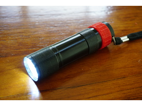 Harbor Freight 18650 Flashlight Battery Adapter