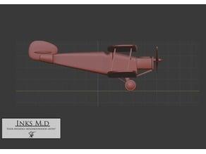 1920 war plane