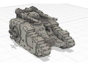 "Heavy Cruiser Tank ""Dolofónos"" redux"