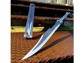 Alita - Original Damascus Blade