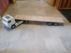 Basic Trailer Project: Container Chassis