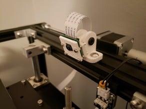 2020 Raspberry Pi Cam V2 Pivot Mount