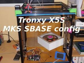 Tronxy X5S MKS sbase config.txt