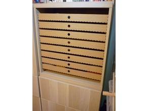 IKEA Besta Drawers 1