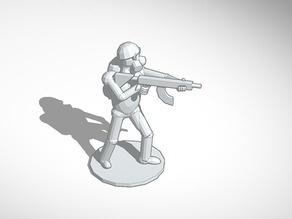 15mm Low Res Soldier