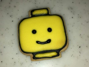 Minifig cookie cutter 50mm