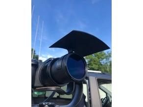 Panasonic FZ1000 sun shield / rain protector