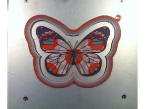Butterfly M3D Quad Fusion Layout