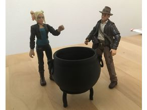 "Large Cauldron (3.75"" scale)"