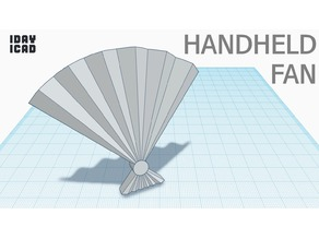[1DAY_1CAD] HANDHELD FAN