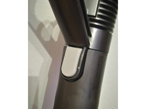 Dyson handle clip for DC29
