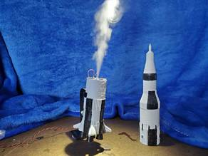 Saturn V Humidifier