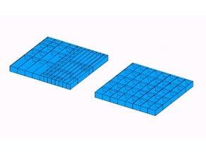 Sortierbox (Shape Sorter) für Lista Schubladenstock