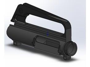 ATLAS Rev. 6 AR15 A1 Upper Receiver for Rimfire