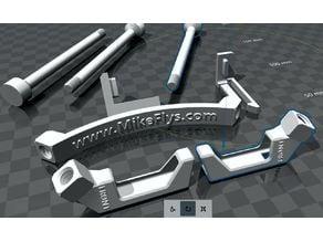 Mavic Pro/Platinum Float Kit by Mike Flys