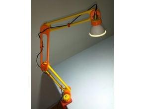 Articulating LED Lamp for MR16