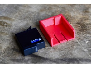 GoPro Hero5 Hero6 Battery Case