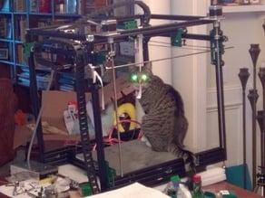 WeldingRod Bot: Exactly Constrained 3D Printer