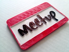 MEETUP sign