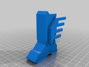 Metroid high jump boots (L-R)